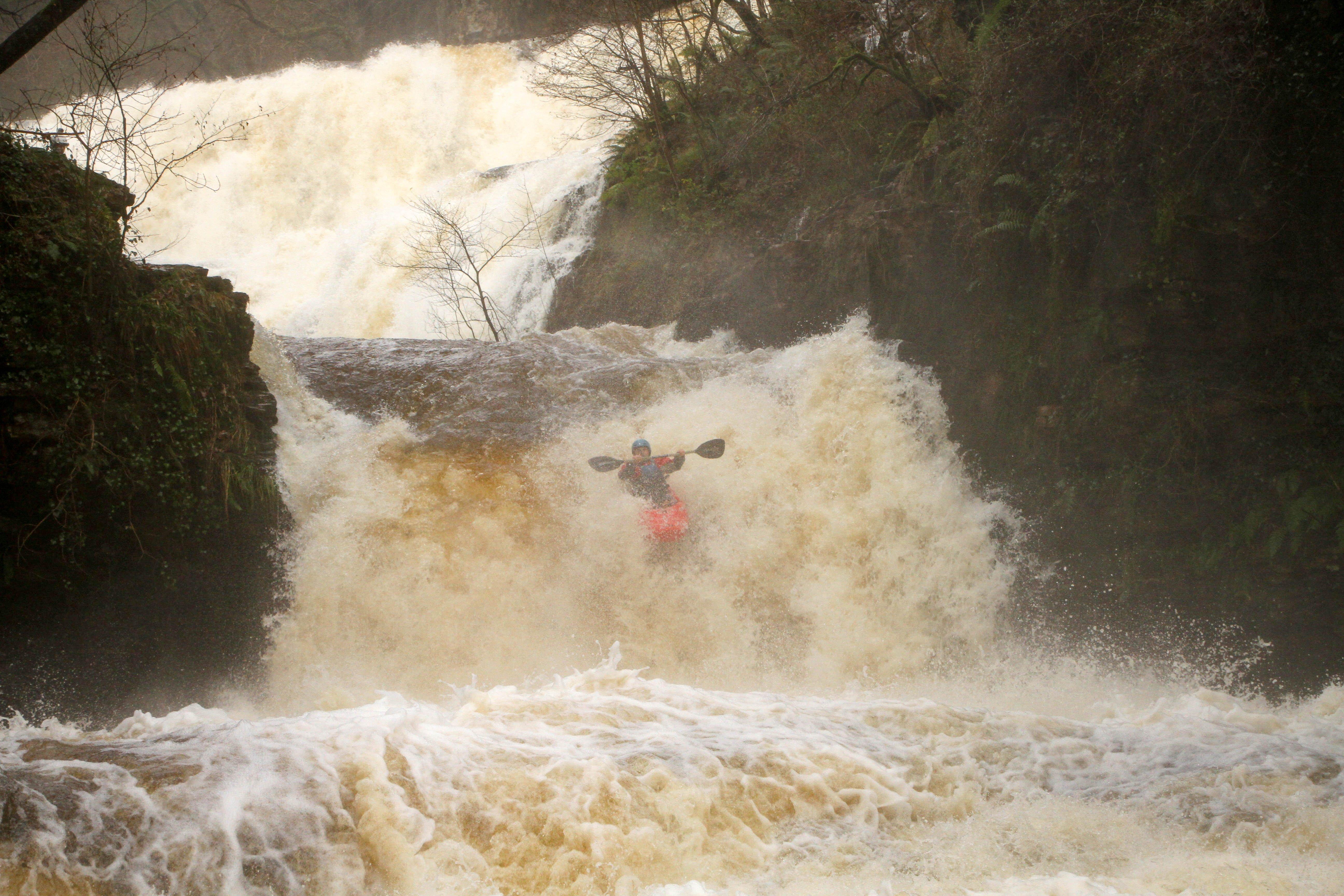 KiraQ - Mellte waterfall